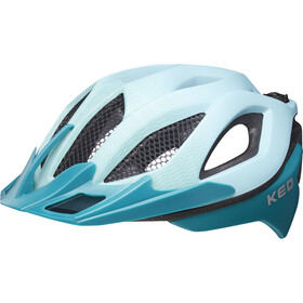 KED Spiri Two Helmet light blue/green